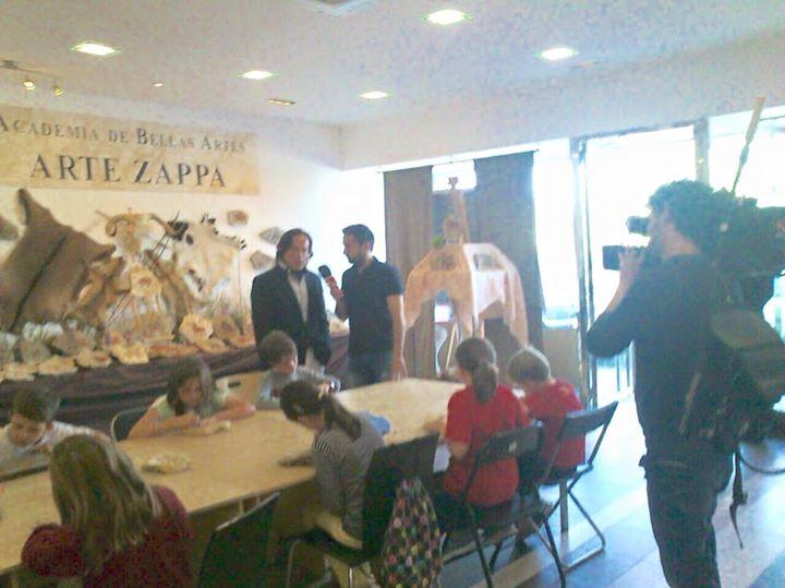 aragon tv arte zappa