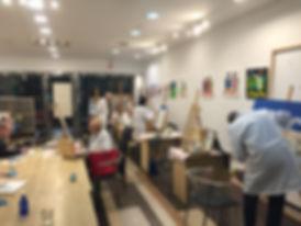 clases de pintura para adultos arte zappa