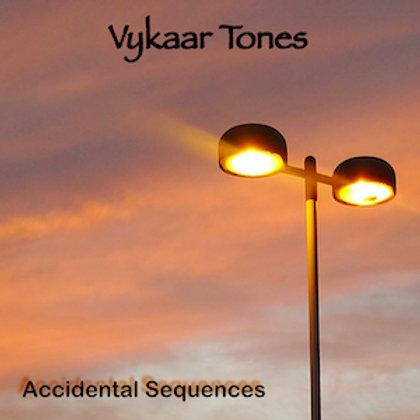 Vykaar Tones - Accidental Sequences Ltd. Edition CD Album