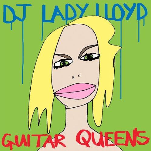 Lady Lloyd - Guitar Queens (Part 1) CD