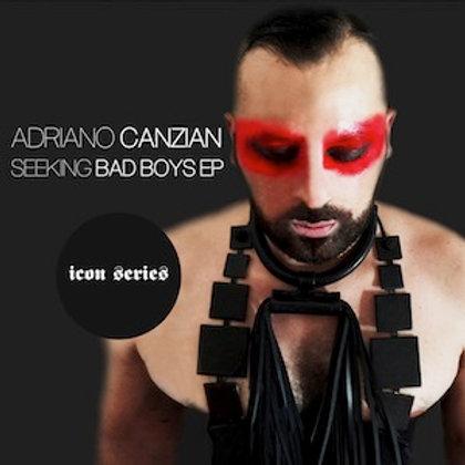 Adriano Canzian - Seeking Bad Boys EP CD