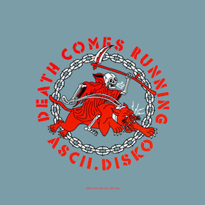 Ascii Disko - Death Comes Running: Unreleased 2000-2006 CD
