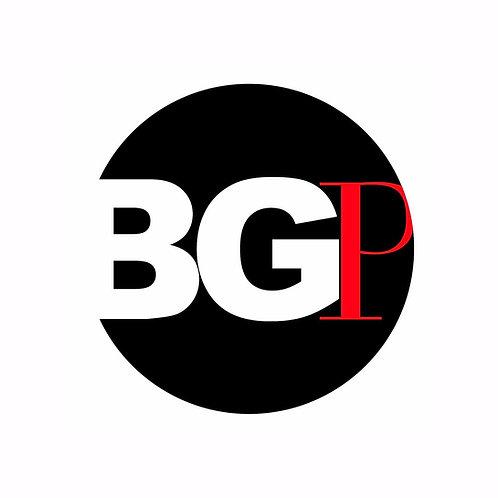 BGP Pin Badge