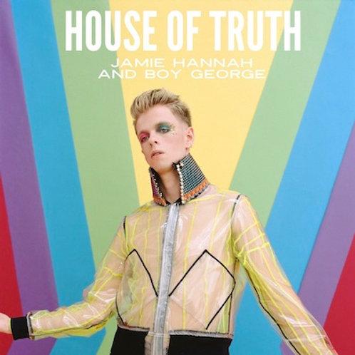 Jamie Hannah Feat. Boy George - House of Truth (Part 1) CD