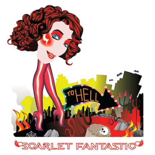 Scarlet Fantastic - To Hell (Part 1) CD