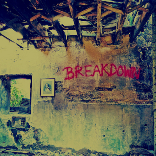The Tranquil - Breakdown CD