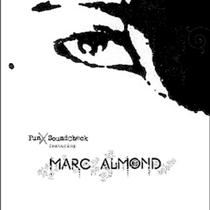 Marc Almond Original Icon Series EP Artwork LTD NUMBERED ART PRINT