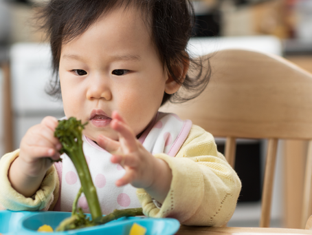 My Baby Who Used To Eat (Almost) Anything Is Suddenly Turning Into a Picky Eater. What Did Go Wrong?