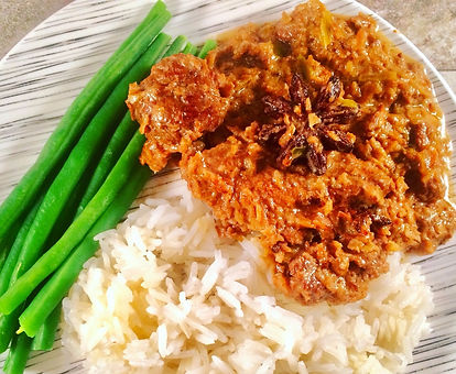 Malaysian Rendang Curry - Baby-Led Weaning (BLW)