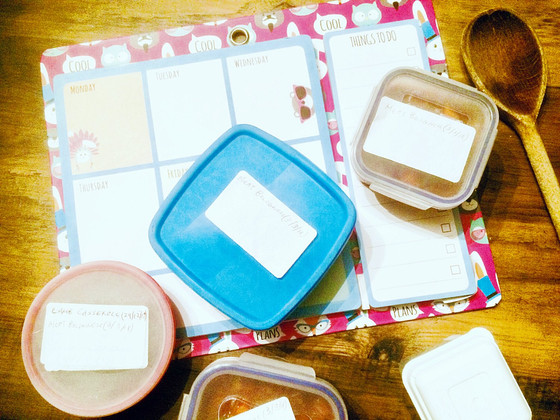 Baby-Led Weaning: 5 Top Tips for Baby-Led Batch Cooking