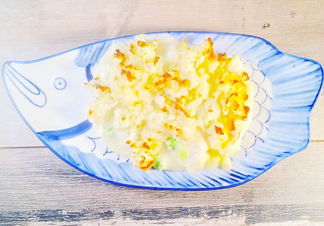 Creamy Fish Pie - Baby-Led Weaning (BLW)