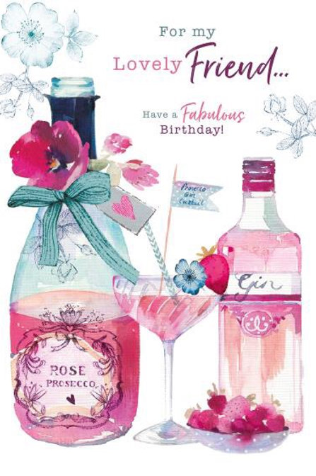 For my lovely friend have a fabulous Birthday