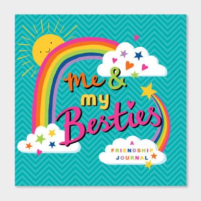 Me & My Besties A Friendship Journal