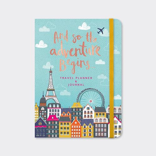"""Rachel Ellen """"New"""" Travel Planner"""