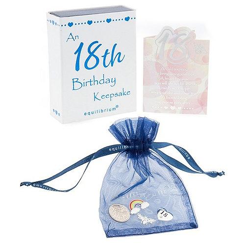 An 18th / 21st Birthday Keepsake  by Equilibrium