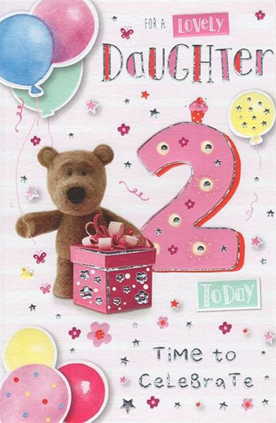 For a lovely daughter 2 today