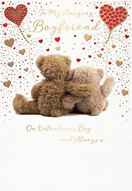 To My Amazing Boyfriend On Valentine's Day And Always