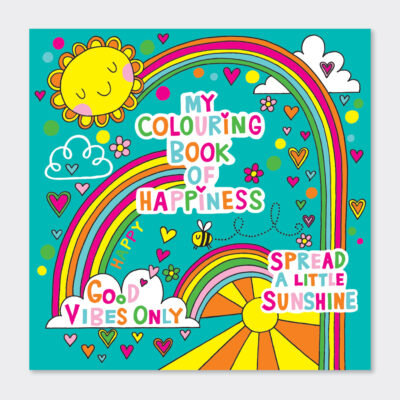 My Colouring Book Of Happiness