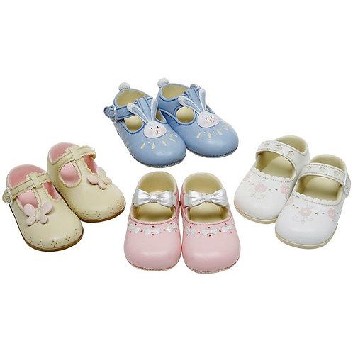 Little Me Girls Mini Shoe Ornament