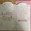 Thumbnail: Baby Girl Congratulations Card