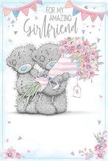 For my amazing Girlfriend Tatty Ted