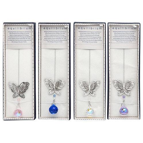 Equilibrium Butterflys Sun Catchers