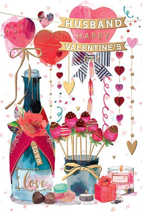 Husband Happy Valentines Day
