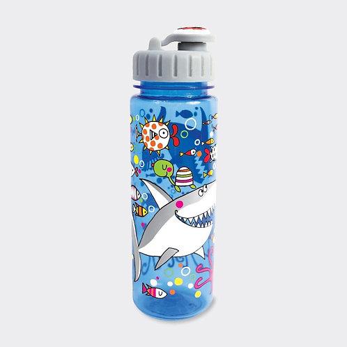 Rachel Ellen Design Shark Design Water Bottle