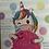 Thumbnail: Young Girls Unicorn  Birthday Card