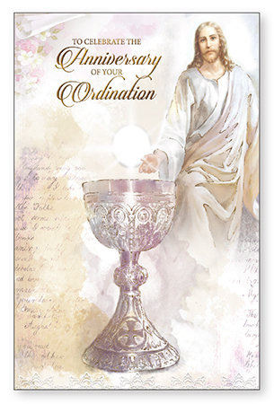 To Celebrate The Anniversary Of Your Ordination