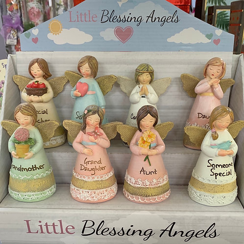 Little Blessing Angels Comes Boxed 8 Titles Available