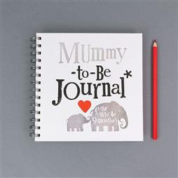 Mummy To Be Journal (The Whole 9 months)