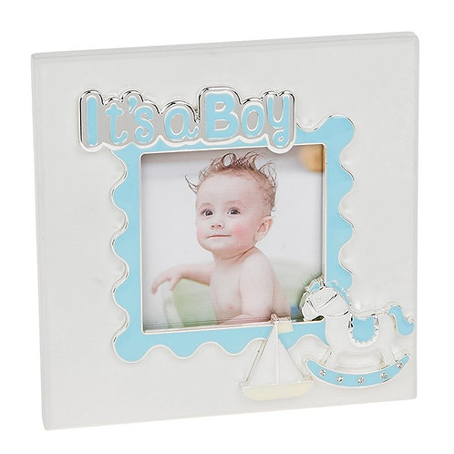 It's A Boy / Girl Frame Boxed