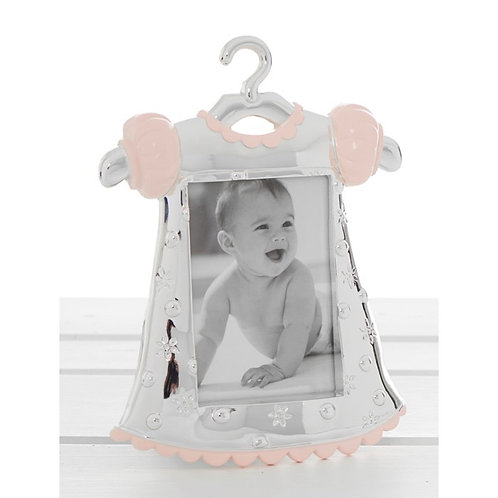 Baby's Photo Frame Available in Pink & Blue