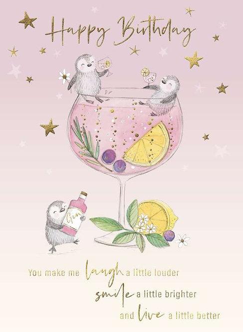 Happy Birthday Card so cute