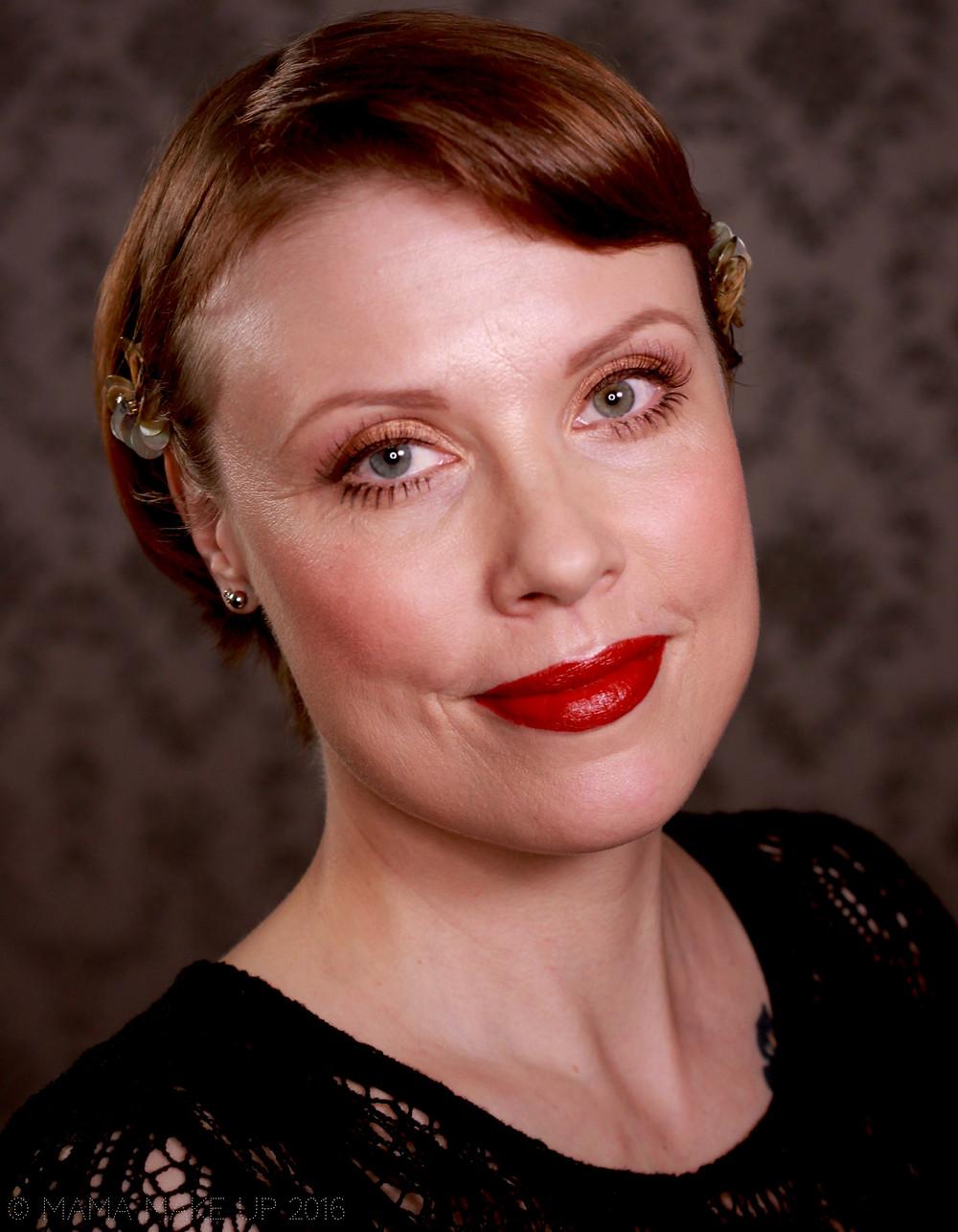 1940 luvun meikki