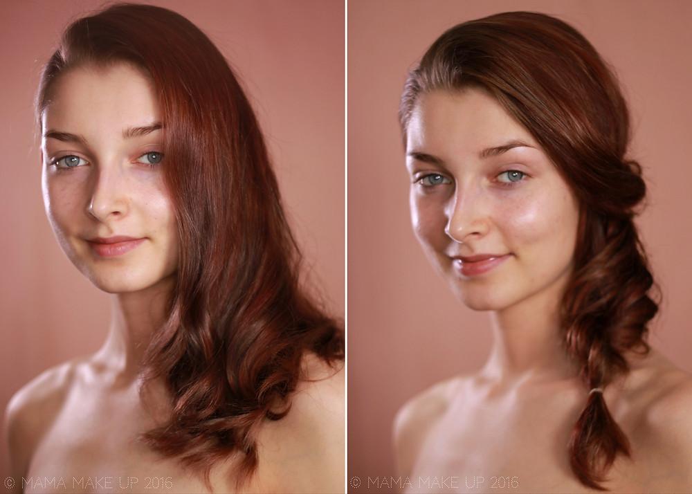 morsiuskampaus | bridal hairdo