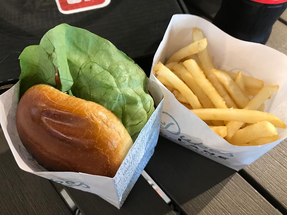 デュークスワイキキ|ハンバーガー