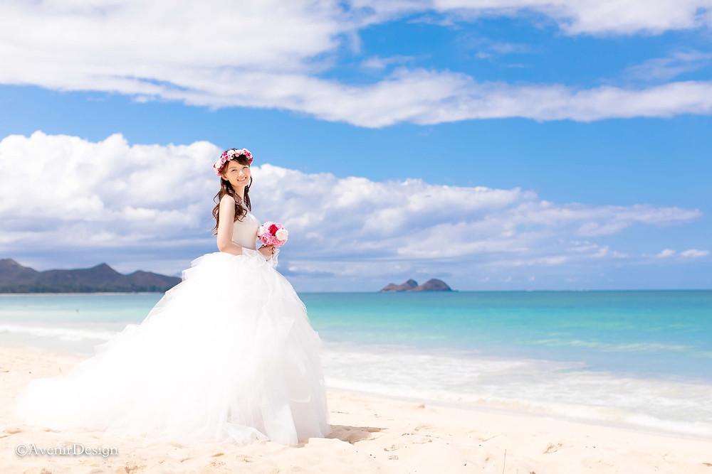 ハワイワイマナロビーチ