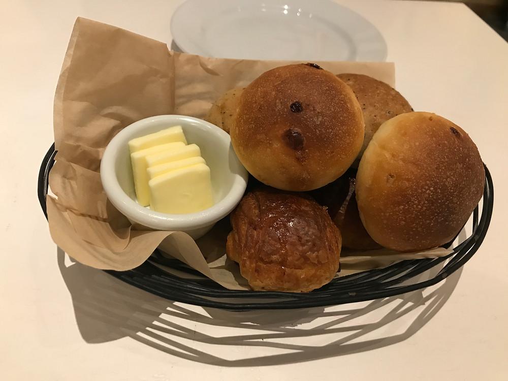 カフェラニハワイ|パン