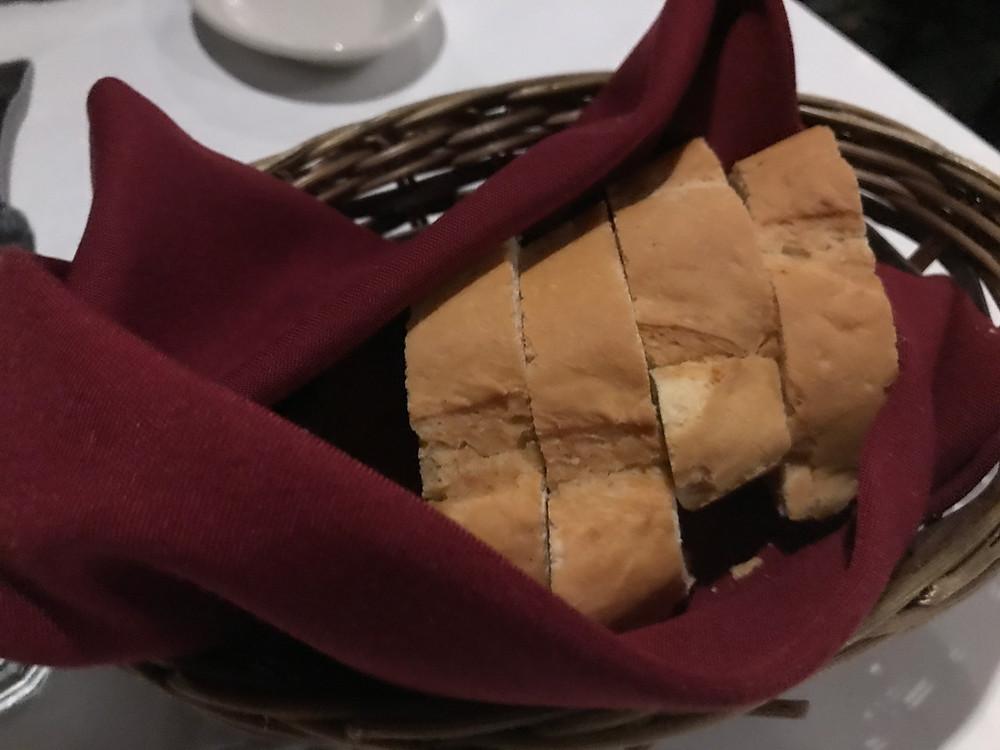 DKステーキ|パン