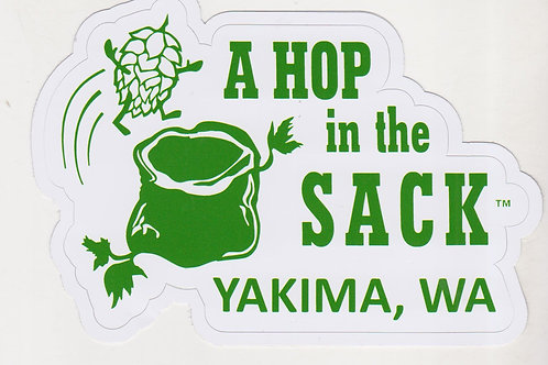 Vinyl sticker Millie Yakima