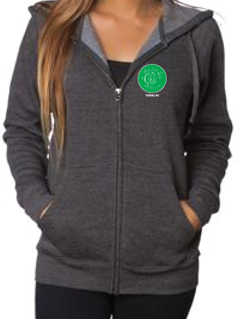 Zip Hooded Sweatshirt Brandie