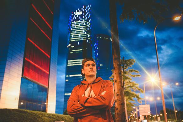 """Isma """"skyline Madrid"""""""