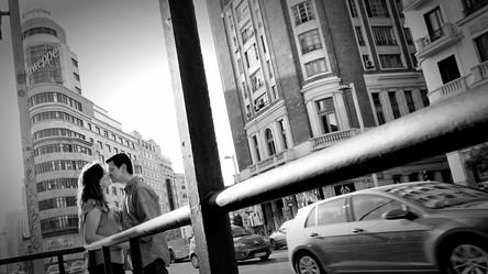 Preboda centro de Madrid