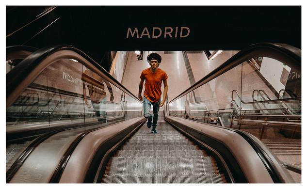 Sesión urbana en Madrid