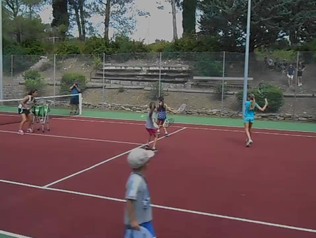 Le tennis est une fête