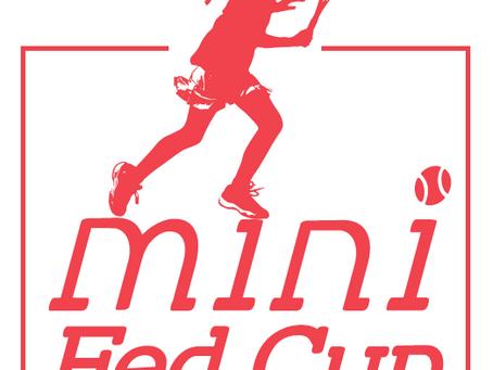 La mini fed-cup... pour le bonheur des jeunes compétitrices