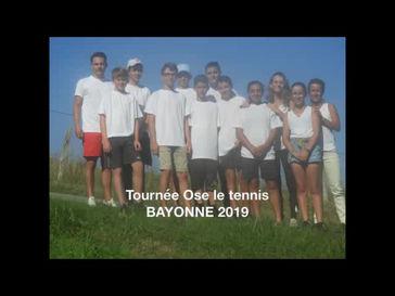 Tournée d'été Bayonne 2019