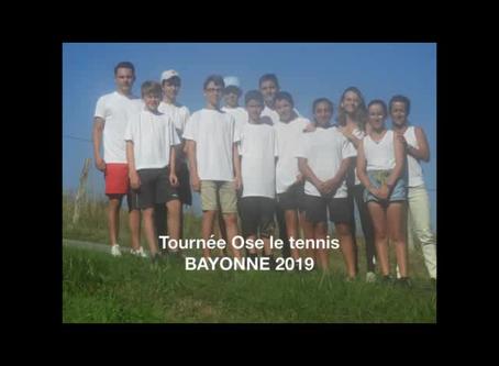 Tournée Bayonne 2019